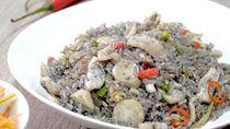 Resep Nasi : Nasi Goreng Hitam