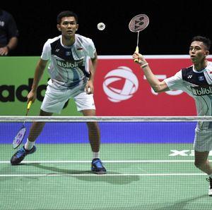 Tiga Wakil Indonesia di Semifinal Kejuaraan Dunia Bulu Tangkis
