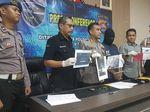 Pengemudi Ojol Ditangkap Usai Ngaku Polisi dan Tipu Wanita di Banten