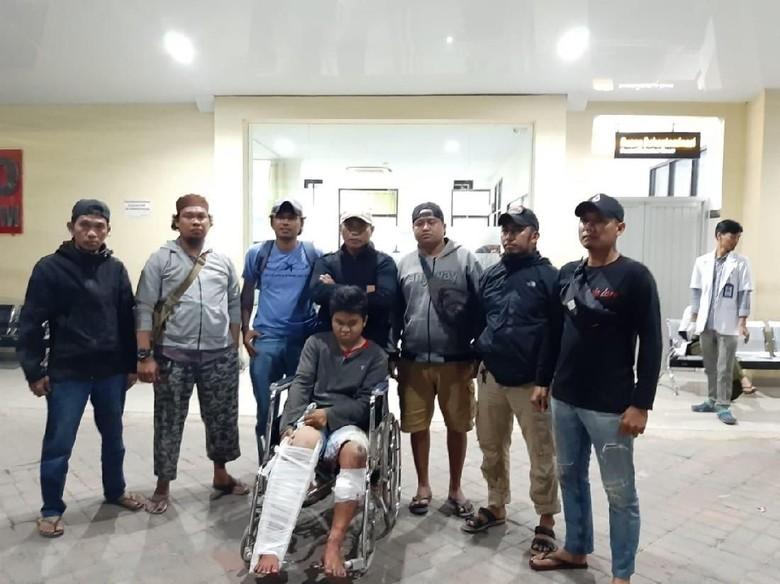 Polisi Tangkap Pria Pemerkosa di Makassar yang Siram Korban dengan Cabe