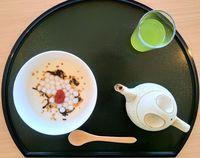 Kreatif! Di Jepang, Boba Dipadukan dengan Chazuke yang Klasik