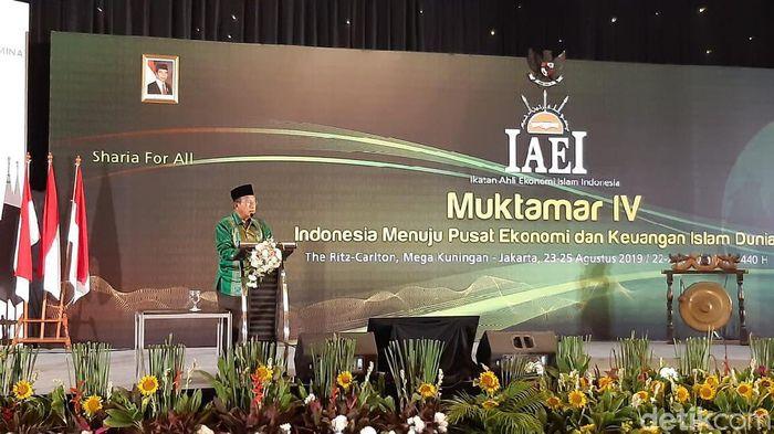 Menko Perekonomian Darmin Nasution/Foto: Fadhly Fauzi Rachman/detikcom