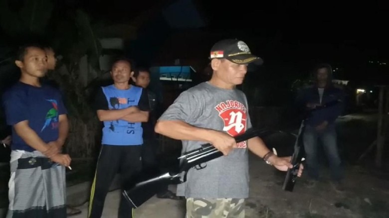 Isu Pocong Meluas di Sukabumi, Camat Cibadak: Terbukti Tak Benar