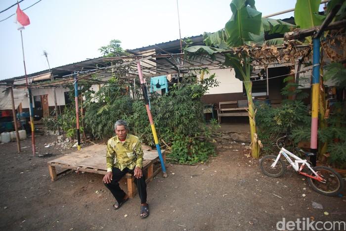 Ilustrasi Kampung di DKI Jakarta (Agung Pambudhy/detikcom)