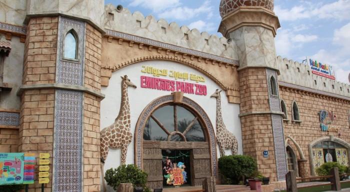 Emirates Park Zoo resmi dibuka pada tahun 2018 lalu. Salah satu kebun binatang paling populer di Abu Dhabi ini, menawarkan pengalaman yang unik bagi setiap pengunjungnya. Foto: Istimewa
