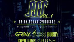 AOMG Time! Gray dan Simon D Tutup Apik Asian Sound Syndicate