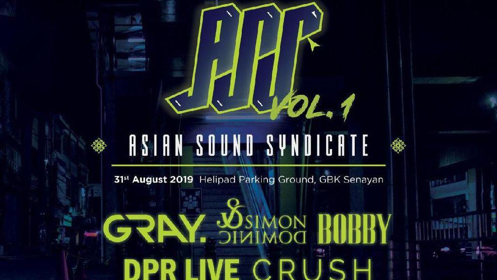 detikHOT Bagi-bagi Tiket Festival Asian Sound Syndicate vol 1 Nih!