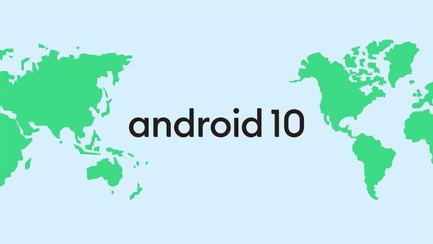 Resmi! Android 10 Jadi Nama Android Terbaru