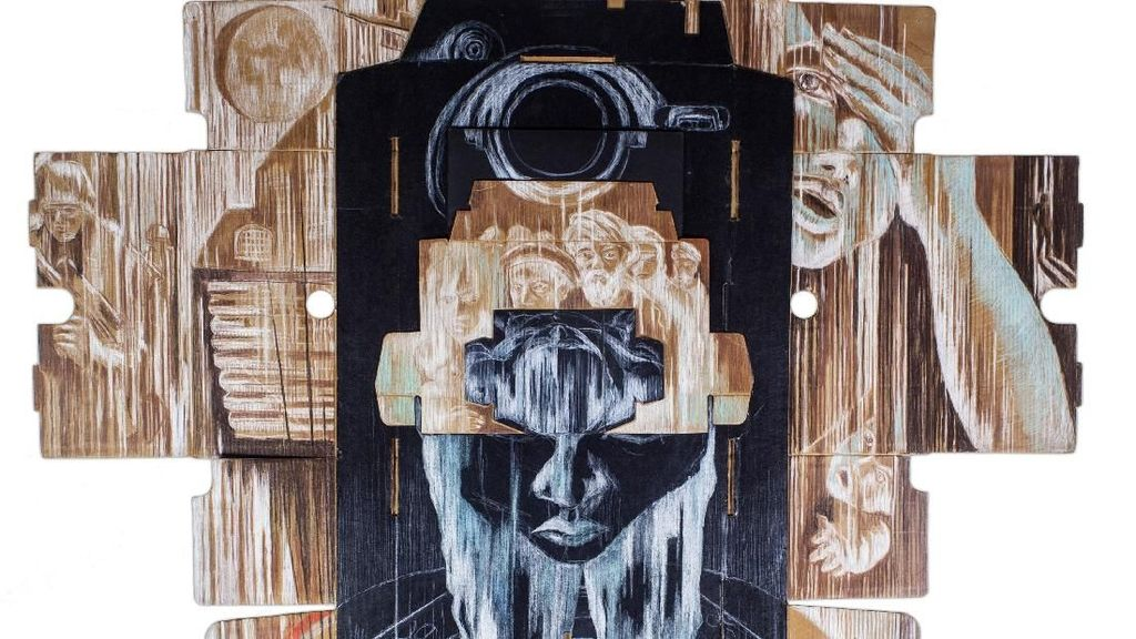 Karya I Gak Murniasih hingga Semsar Siahaan Mejeng di Art Jakarta