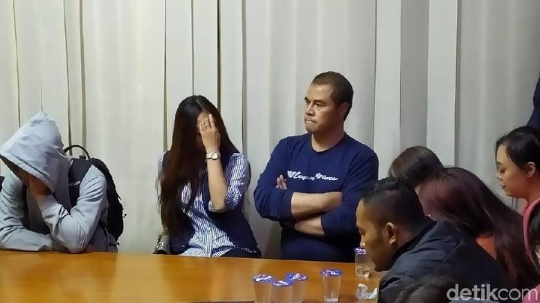Aceng Fikri Terjaring Razia Satpol PP Bareng 2 Pasangan Lain