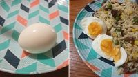Cara Rebus Telur Pakai Teko Listrik Ini Sedang Viral