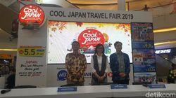 Aneka Promo Menarik di Cool Japan Travel Fair 2019