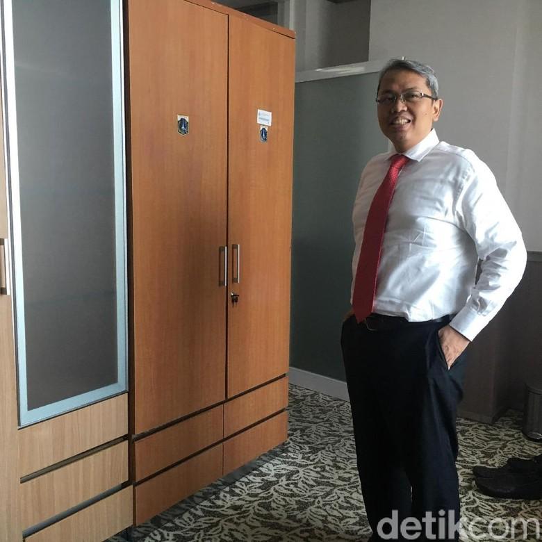 Setelah 2 Periode dan 5 Gubernur, Bang Sani Pamit dari DPRD DKI