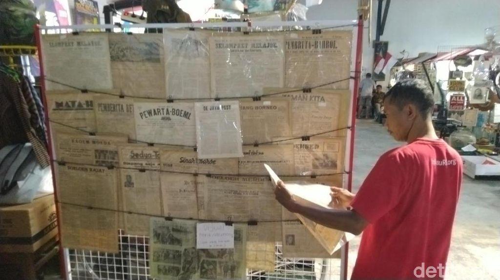 Seru! Berburu Barang Antik di Kota Lama Semarang