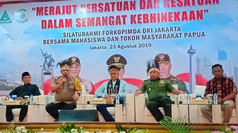 Tokoh Papua di Jakarta Minta Oknum Aparat yang Bertindak Rasis Dipecat