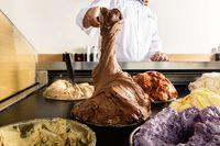 Booza, Es Krim Mulur yang Sudah DIbuat 500 Tahun Silam