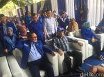 PAN Rayakan HUT ke-21 di Kolong Tol Pejagalan Pluit, Amien Rais Hadir