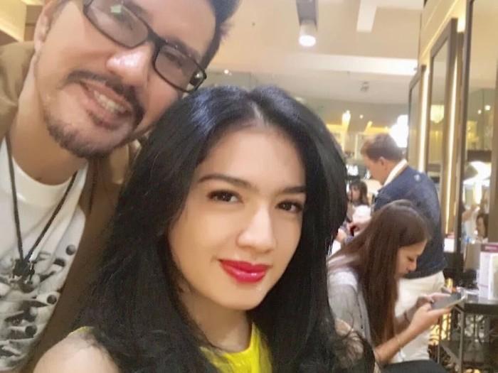 Irwan Rovany Doke pendiri salon Irwan Team Hair Design Foto: Instagram