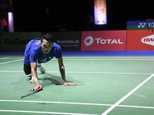BWF Finals: Jonatan Tumbang di Laga Kedua