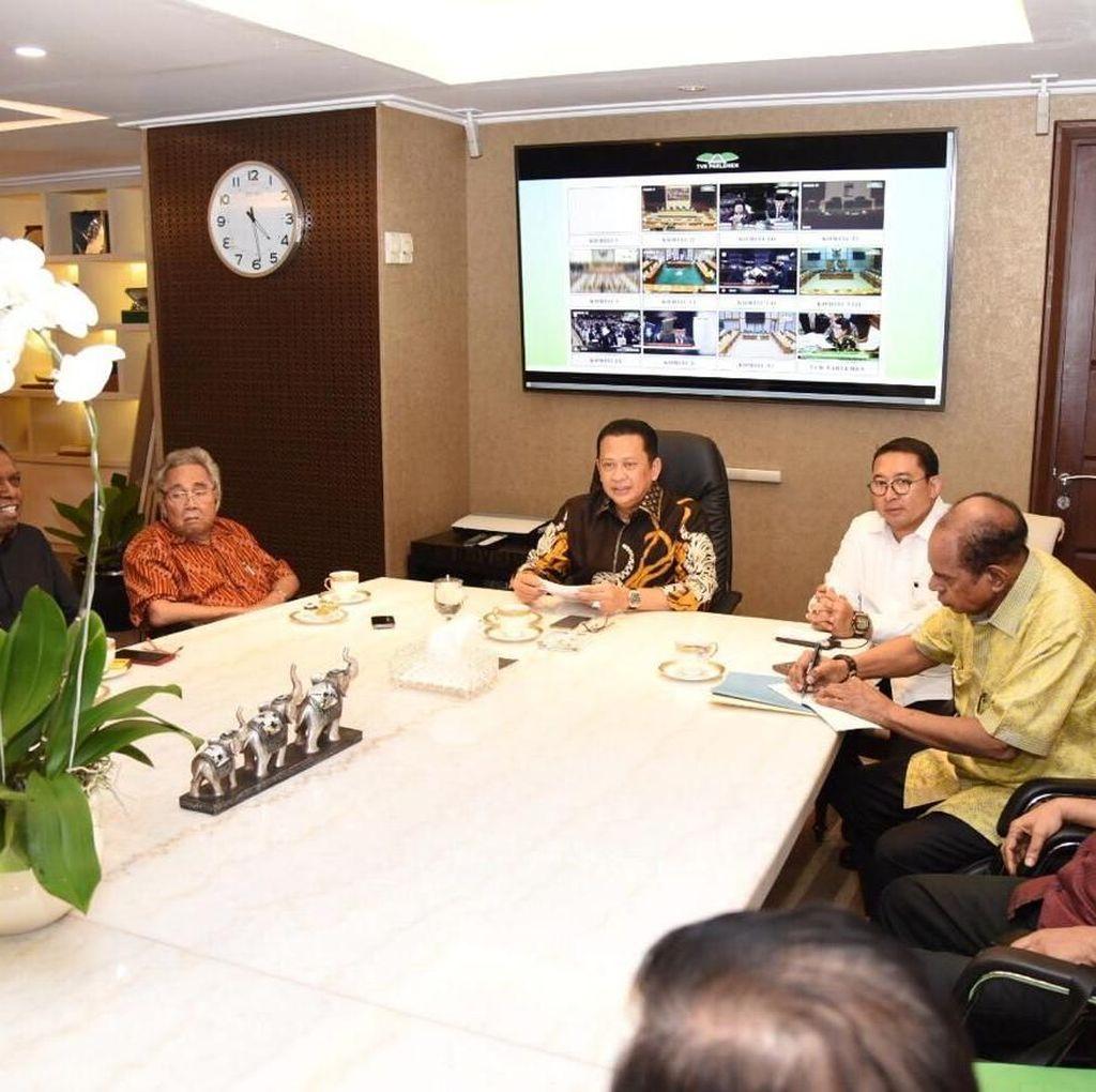 DPR RI Segera Bahas Penyelesaian Papua dan Papua Barat dengan Pemerintah