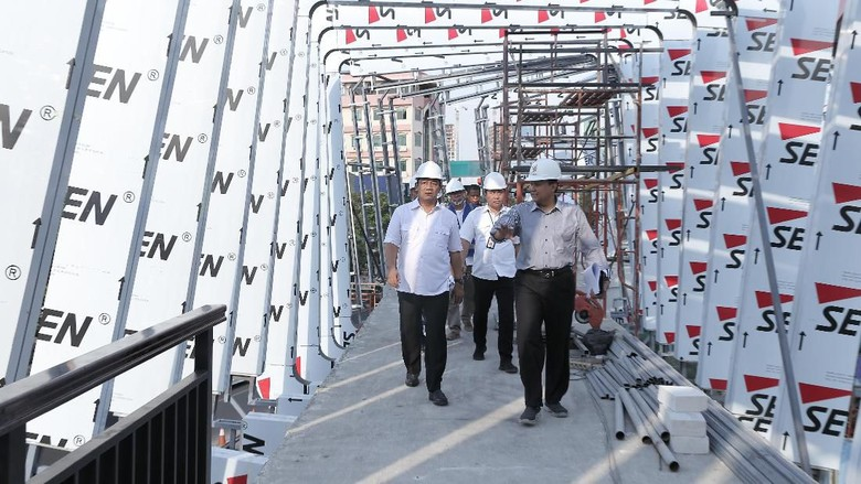 Wali Kota Semarang Upayakan Gedung Parkir Pandanaran Segera Rampung