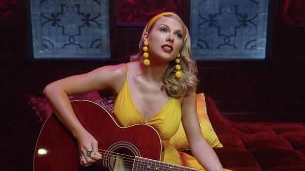 Resmi Rilis, Album 'Lover' Taylor Swift 'Trending' di Twitter