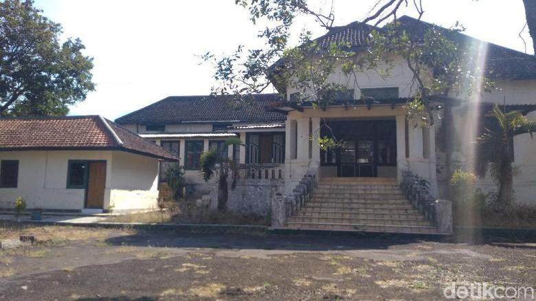 Gedung Sjahrir di Kuningan (Sudirman/detikcom)