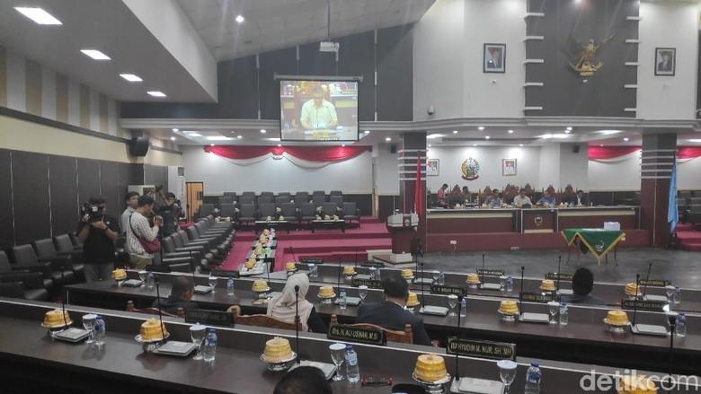 DPRD Tindaklanjuti Rekomendasi Pansus Minta MA Periksa Gubernur Sulsel