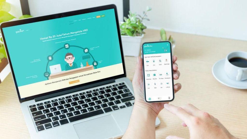 Gadjian, Aplikasi Mobile Pengelola Karyawan Milenial