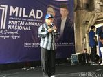 Amien Rais Lega PAN Tak Ikut Kabinet Jokowi