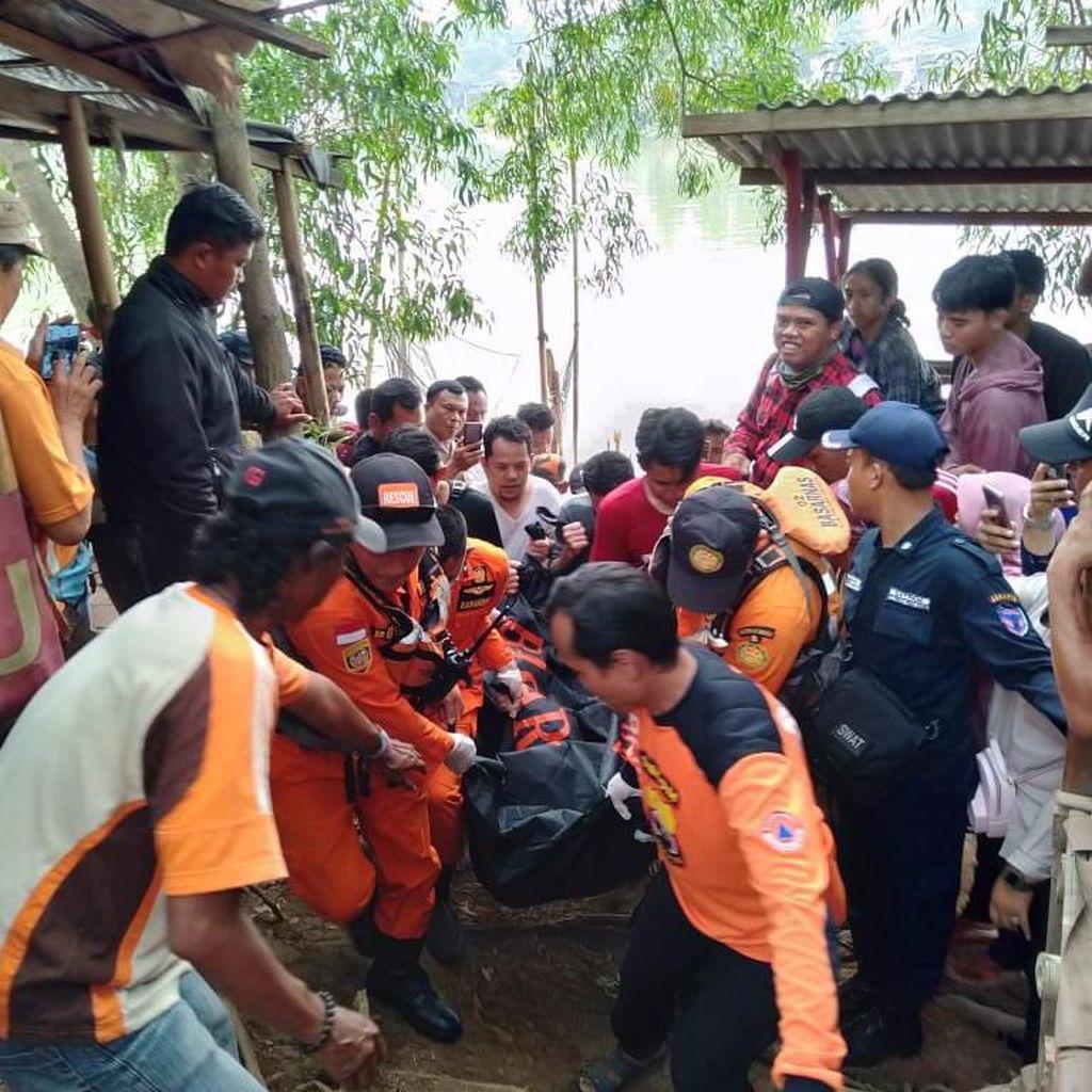 2 Remaja yang Tenggelam di Danau Cibereum Bekasi Ditemukan Tewas