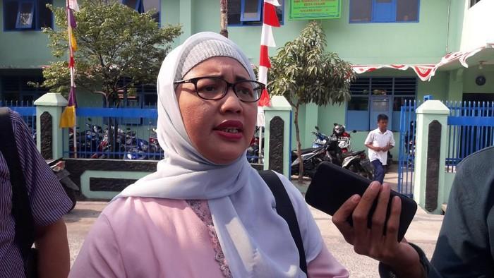 Komisioner KPAI Retno Listyarti ke Sekolah Korban Persekusi
