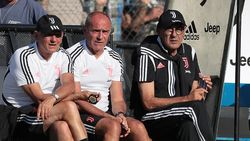 Pemulihan Pneumonia, Sarri Lewatkan Dua Laga Awal Serie A