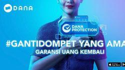 Dompet Digital DANA Jamin 100% Uang Pengguna