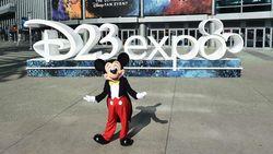 Merayakan Keajaiban Dunia Disney di D23 Expo 2019