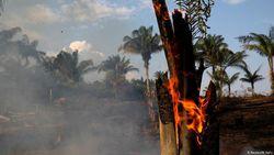 Dunia Kecam Brasil Tidak Serius Tangani Kebakaran Hutan Amazon