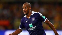 Kompany Jadi Pelatih Kepala Tanpa Lisensi, Anderlecht Didenda Rp 78 Juta