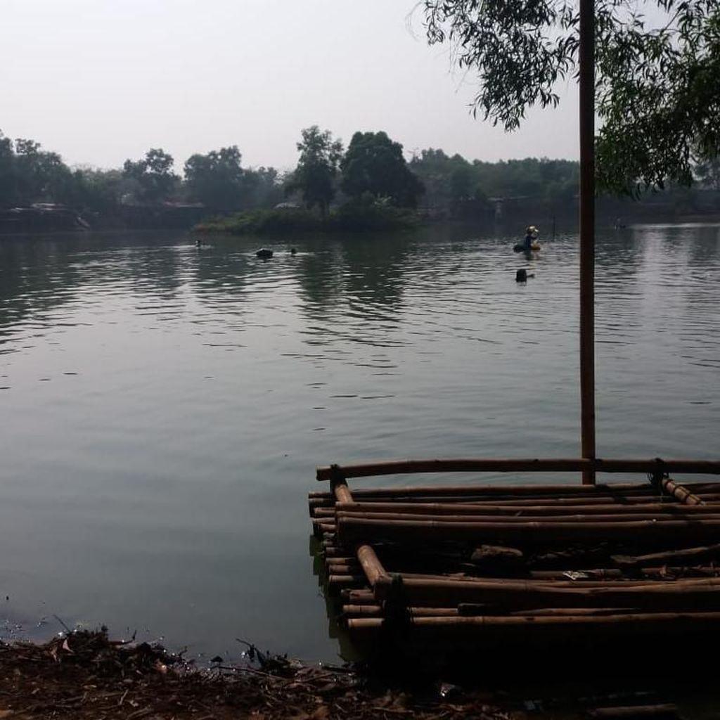 Cari Ikan, 2 Remaja Tenggelam di Danau Cibereum Bekasi