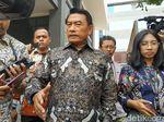 Moeldoko ke GP Ansor: Pemerintah Tak Hanya Pendekatan Infrastruktur di Papua
