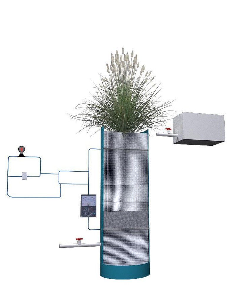 Mahasiswa ITS Teliti Teknologi Pengurang Pencemaran Air Irigasi Pertanian