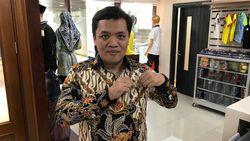 Habiburokhman Beli Pin DPR Nonemas Rp 300 Ribu: Nggak Ngurangi Ketampanan