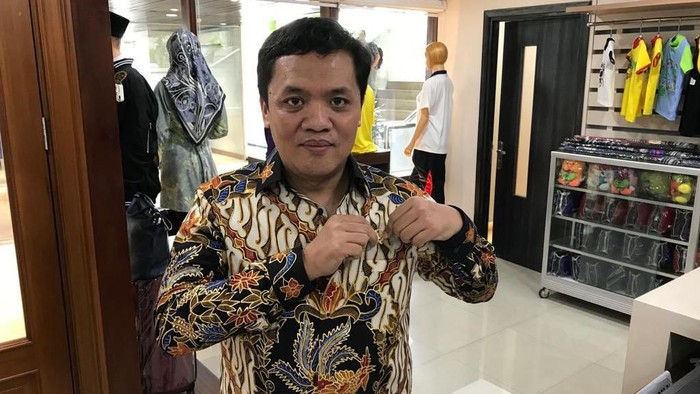 Habiburokhman (Dok. Pribadi)