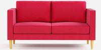 Sofa minimalis harga di bawah Rp 2 jutaan.