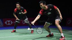 Taklukkan Fajar/Rian, Hendra/Ahsan ke Final Kejuaraan Dunia