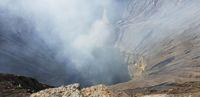 Sisi Gunung Bromo yang Mirip Planet Lain