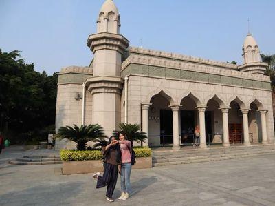 China yang Ternyata Ramah Turis Muslim