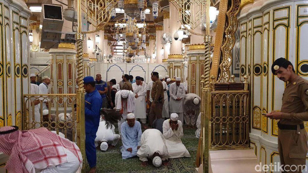 Raudhah, Taman Surga di Samping Makam Rasulullah