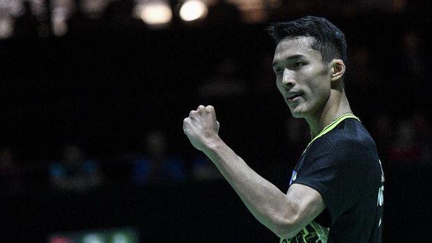 Jonatan mencatat hasil buruk di Denmark Open.