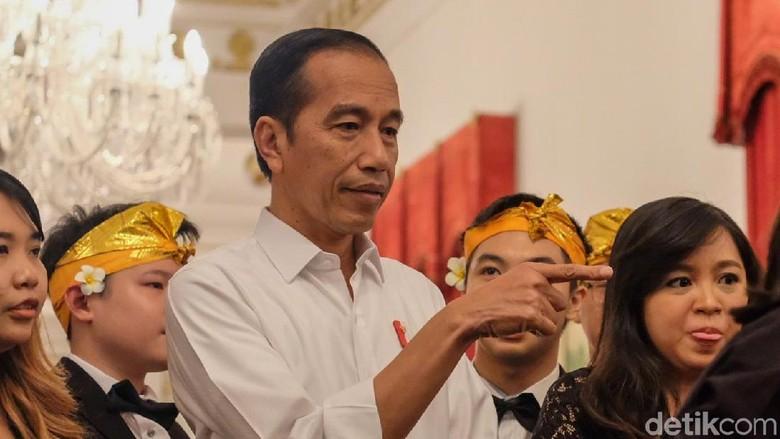 Ada Agenda Lain, Jokowi Batal Nonton Talenta Musik di Istana