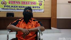 Pembunuh Sekeluarga di Serang: Saya Terima Apapun Hukumannya